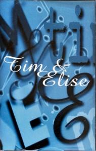 Elise Letourneau Tim & Elise