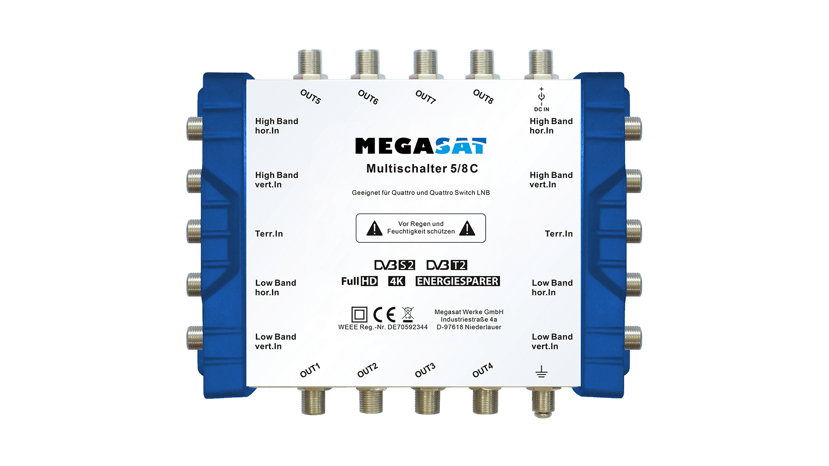 hight resolution of multiswitch 5 8 c