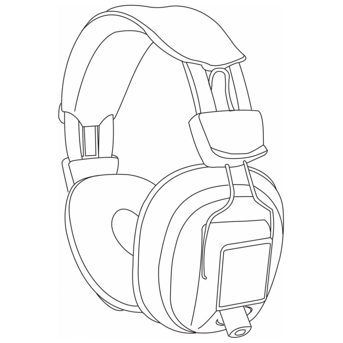 Avlink Msh40 S Uchawki Nag Owne Mono Stereo Headphones