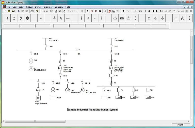 Electrical Power Design Software