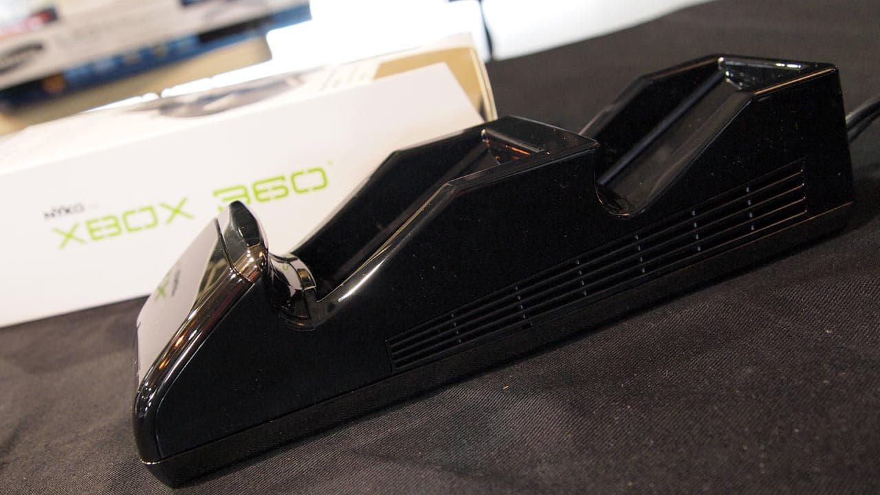 MEGATech Reviews Nyko Charge Base S For Xbox 360 S