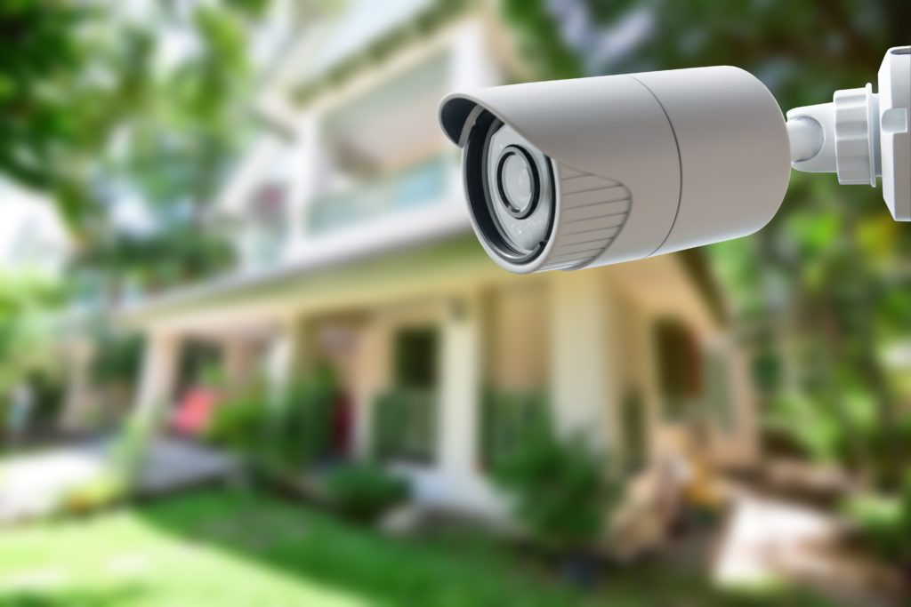 Residential Security Home Monitoring