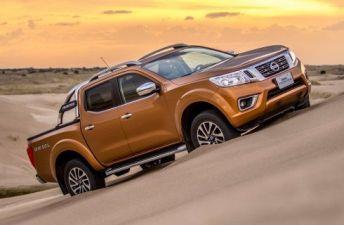 Nissan NP300 Frontier, en Argentina desde $ 549 mil