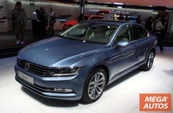Volkswagen Passat: octavo capítulo
