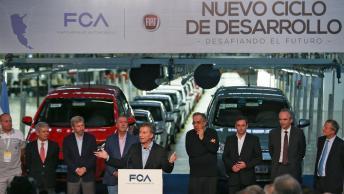Fiat producirá un nuevo modelo mediano en Argentina