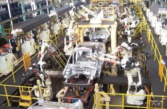 Marzo: nueva baja en la producción automotriz