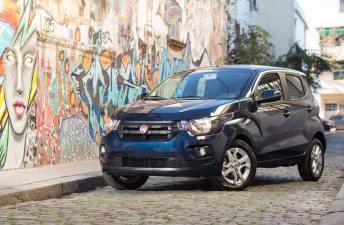 El Fiat Mobi llegó al país: desde $ 193 mil