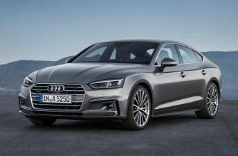 Nueva generación para el Audi A5 Sportback