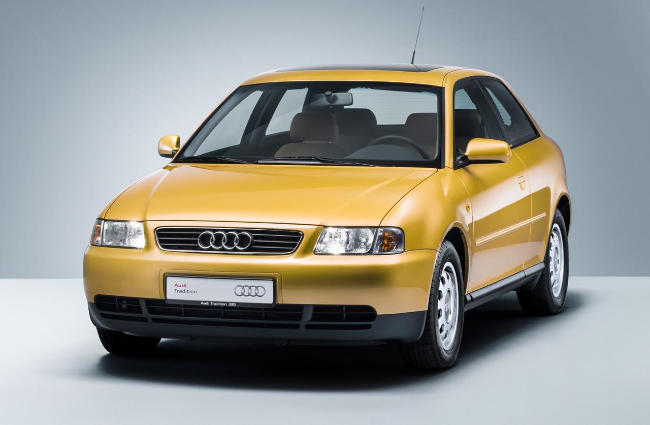 Audi A3 primera generación