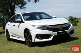 Llegó la décima generación del Honda Civic