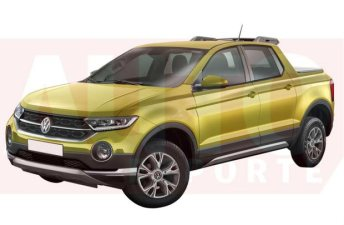 ¿VW prepara una nueva pick up anti Toro?