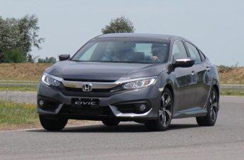Honda completa la gama del Civic