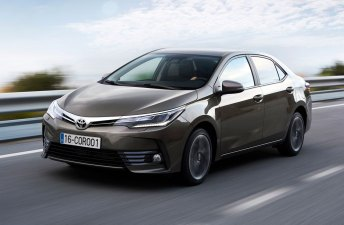 El Nuevo Toyota Corolla (2018) se lanzará en marzo en Brasil