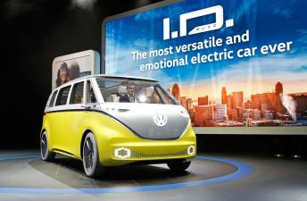 La VW Kombi del mañana está en Detroit