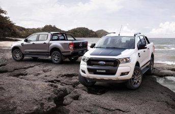 Más carácter off road para la Ford Ranger