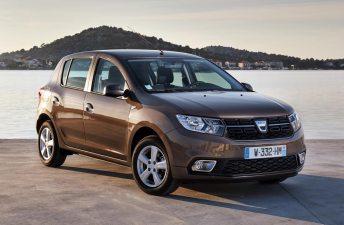 Renault Logan y Sandero, con cambios en 2018