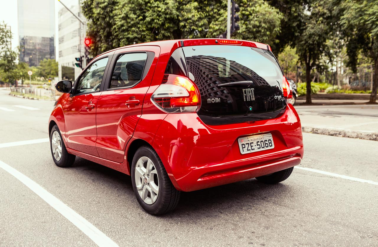 Fiat Mobi automático