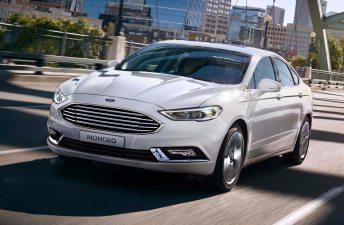Llegó al país el nuevo Ford Mondeo