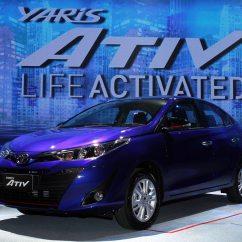 Toyota Yaris Ativ Trd Pajak Grand New Avanza 2016 Un Nuevo Producido En Brasil Mega Autos