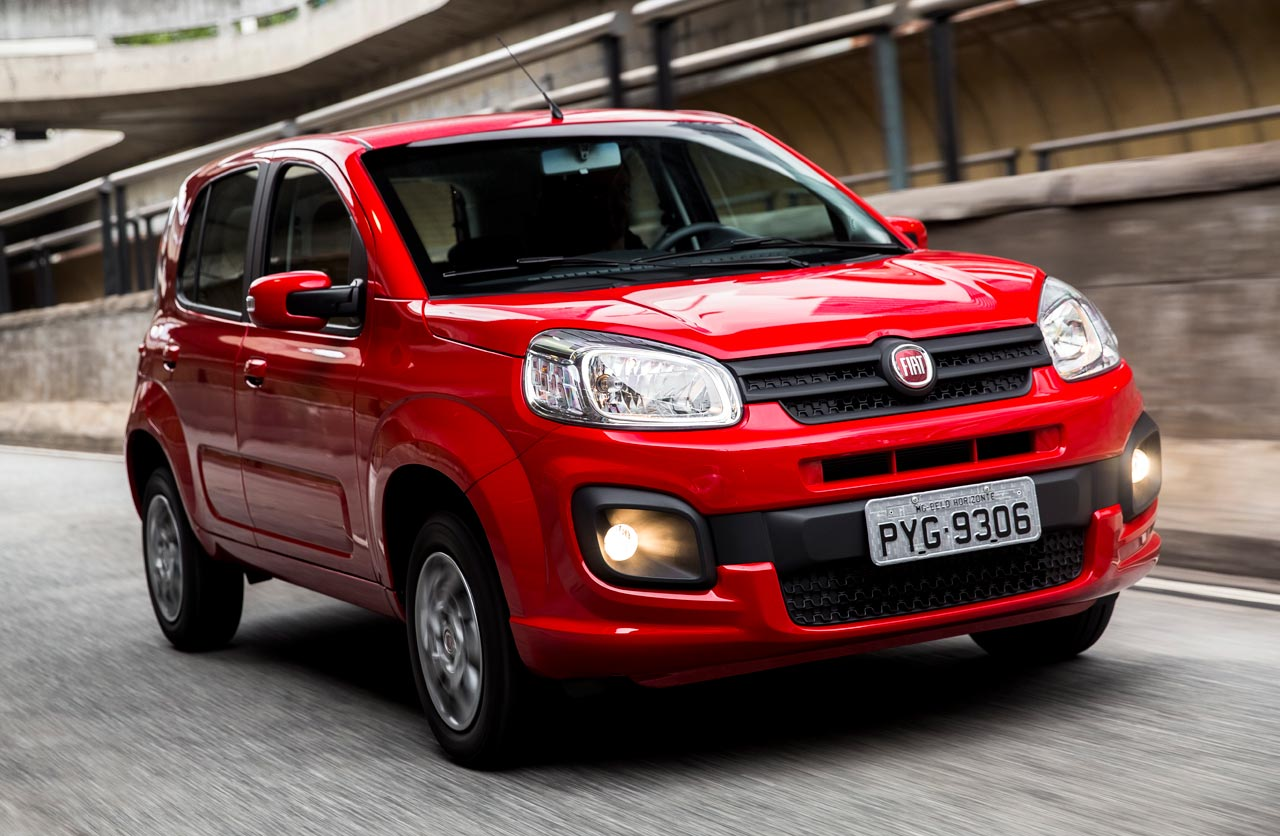 La nueva generacin del Fiat Uno para 2020  Mega Autos
