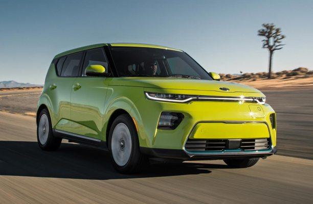 Kia Soul 2020 EV (eléctrico)