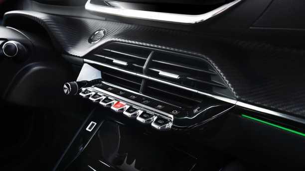Interior Nuevo Peugeot 208 2019