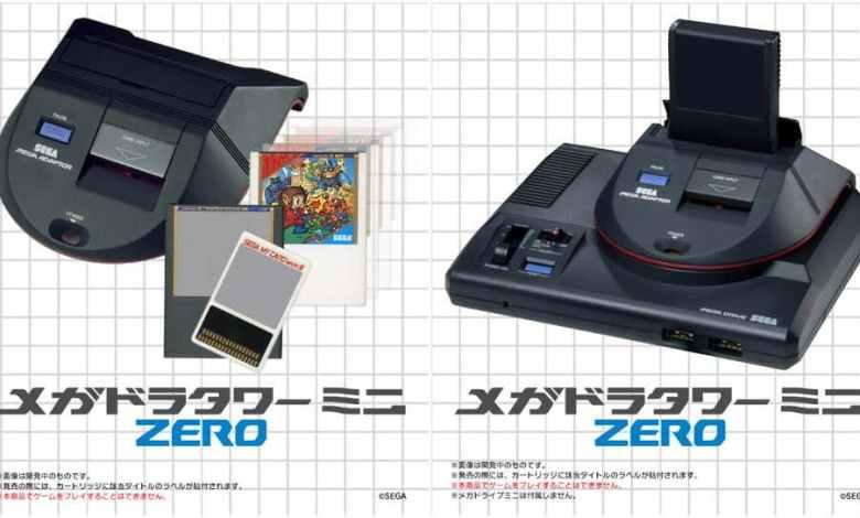 SEGA Genesis Mini accessory in Japan