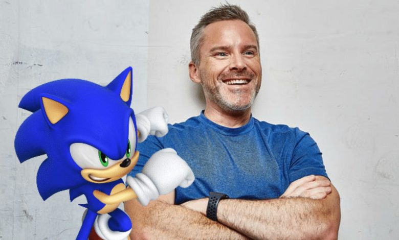 sonic voice actor image