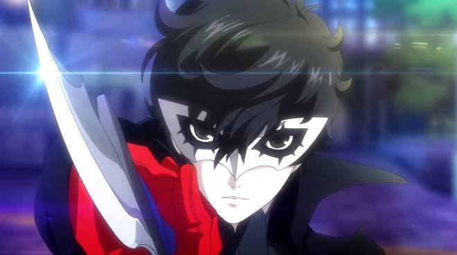 persona 5 strikers joker trailer