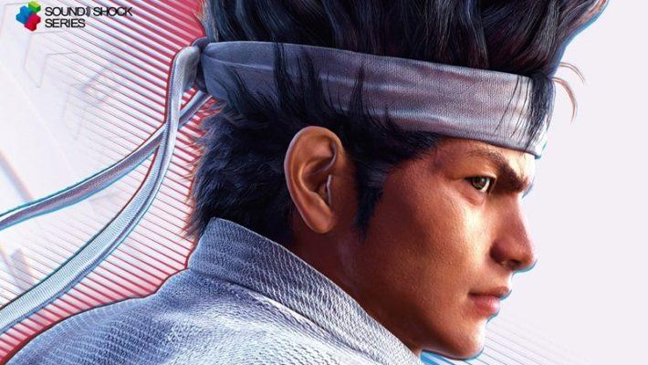 Virtua Fighter Akira cover