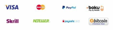 online casinos payment methods