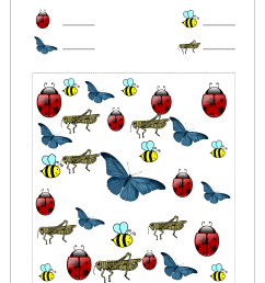 Free Printable Number Counting Worksheets - Count and Match - Count and  Write - Count And Color The Objects - Math Worksheets For Preschool and  Kindergarten - MegaWorkbook [ 1403 x 992 Pixel ]