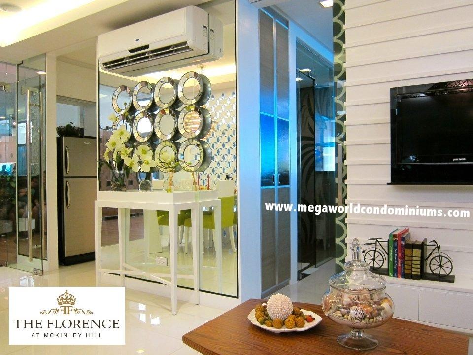 Florence 1 bedroom model unit