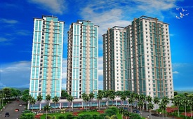 Viceroy Residence Mckinley Hill at The Fort Condos