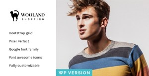 Read more about the article Wooland Responsive WooCommerce WordPress Theme