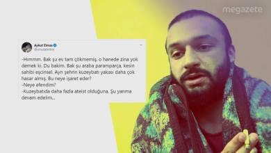 Photo of Aykut Elmas'ın Diyanet yorumu tepki çekti!