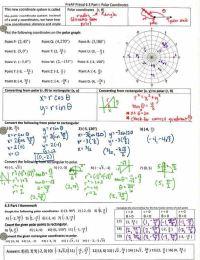 Polar Coordinates Worksheet Worksheets For School - Getadating