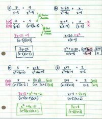 All Worksheets  Rational Functions Worksheets - Printable ...