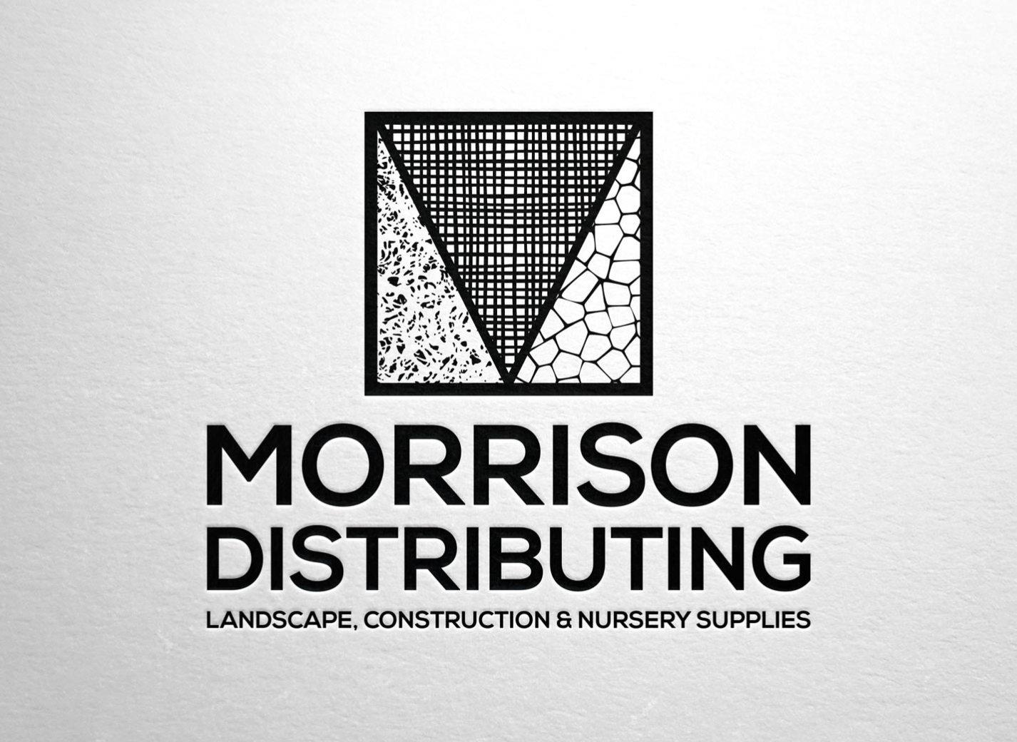 Morrison Distributing Logo Design