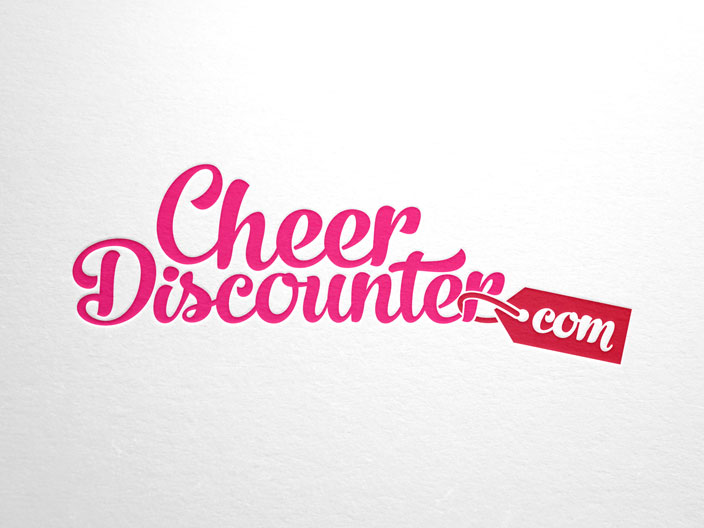 CheerDiscounter.com Logo