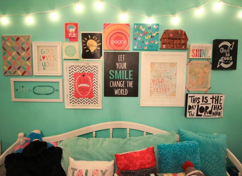 Talbys room  whatever