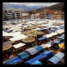 famous saturday market