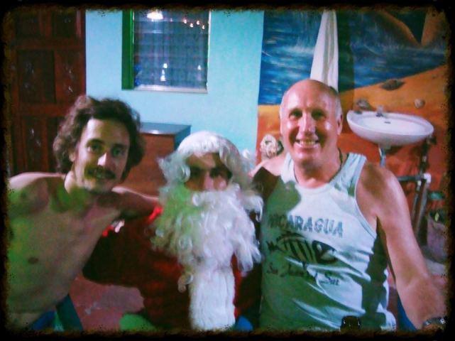 Yves, Santa, Peter