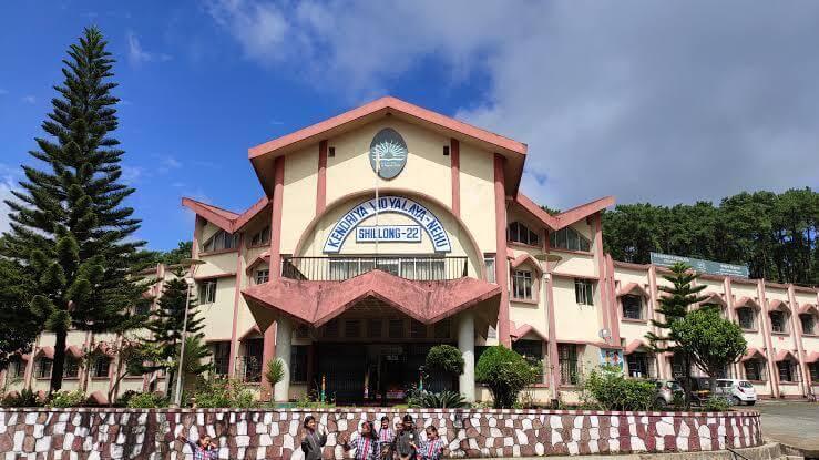 Kv Nehu Shillong Recruitment