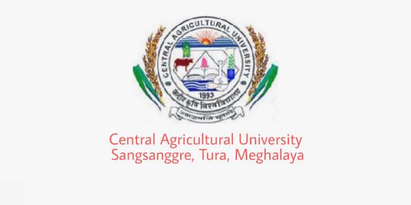 Central Agricultural University Sangsanggre, Tura, Meghalaya