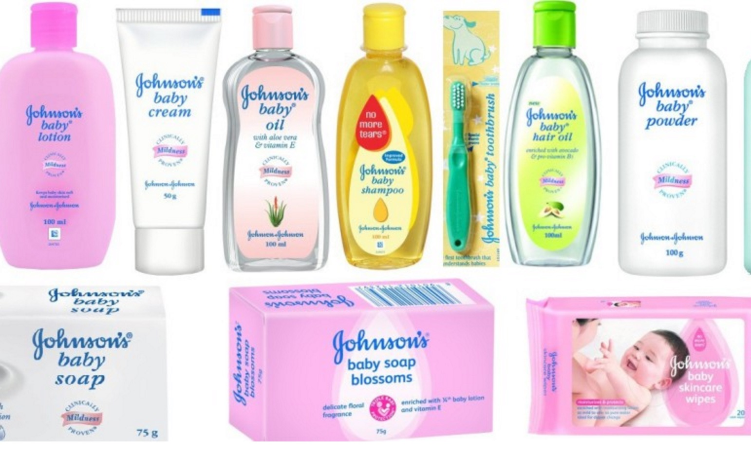 Johnson & Johnson: Healthwashing Babies For Over 100 Years