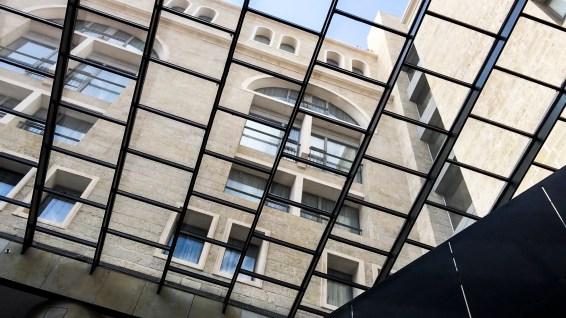 Mamila Hotel, Jerusalem, Rick meghiddo