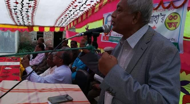 'শেখ হাসিনার বিকল্প খালেদা জিয়া নয়'- দিলীপ বড়ুয়া