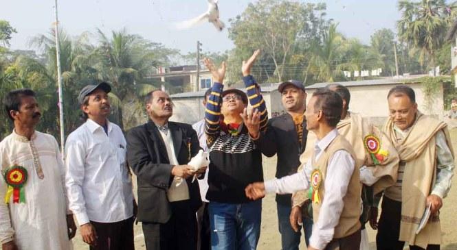 খেলাধুলা মনকে সতেজ রাখে : পিপি জসিম উদ্দিন
