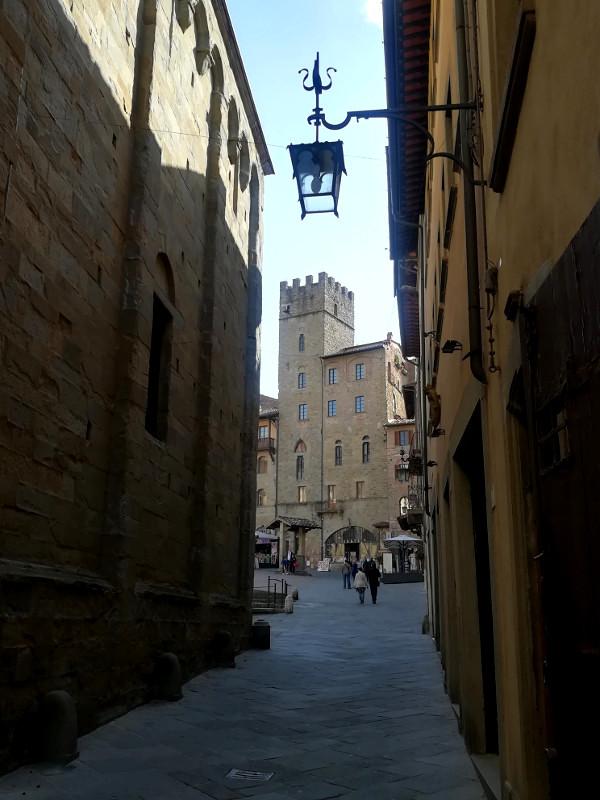 Arezzo Via di Seteria